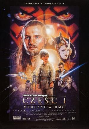 Star Wars: Episodio I - La amenaza fantasma 2046x2963