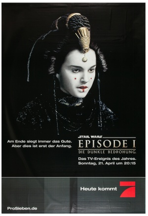 Star Wars: Episodio I - La amenaza fantasma 2055x3000
