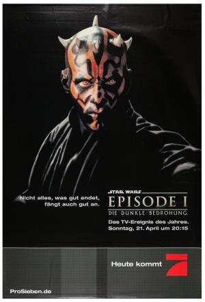 Star Wars: Episodio I - La amenaza fantasma 2042x3000