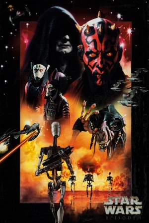 Star Wars: Episodio I - La amenaza fantasma 1957x2916