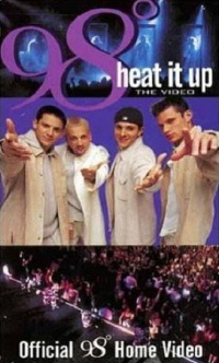 98 Degrees: Heat It Up poster