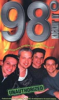 98°: Kickin' It - Unauthorized poster