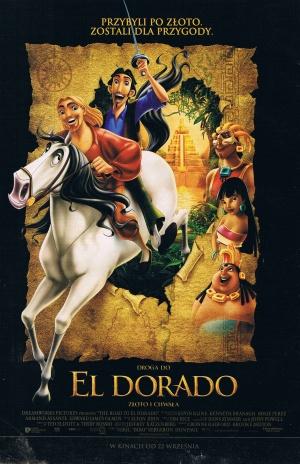 The Road to El Dorado 1938x2995