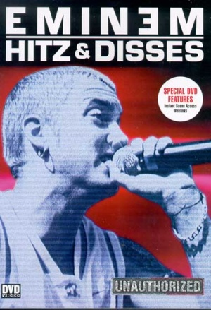 Eminem: Hitz & Disses Cover