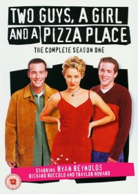Two Guys, a Girl and a Pizza Place poster