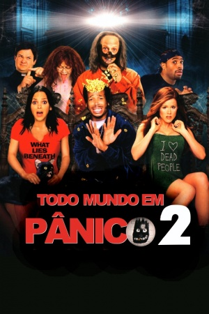 Scary Movie 2 667x1000