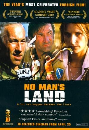 No Man's Land 580x843