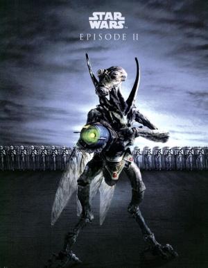 Star Wars: Episodio II - El ataque de los clones 750x966