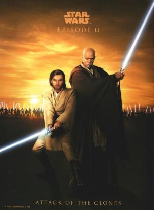 Star Wars: Episodio II - El ataque de los clones 890x1217