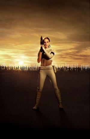 Star Wars: Episodio II - El ataque de los clones 768x1181
