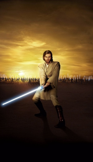 Star Wars: Episodio II - El ataque de los clones 1386x2409