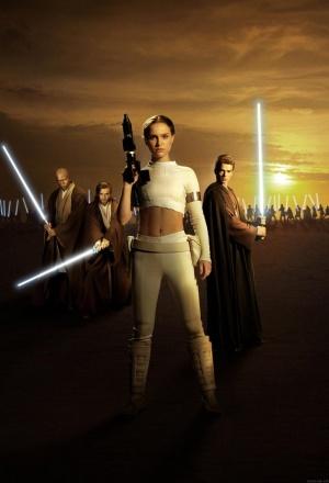 Star Wars: Episodio II - El ataque de los clones 1000x1467