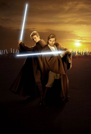 Star Wars: Episode II - Attack of the Clones Key art