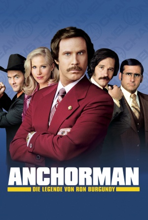 Anchorman: The Legend of Ron Burgundy 2250x3333