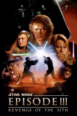 Star Wars: Episodio III - La venganza de los Sith 1000x1500