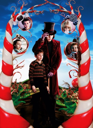 Charlie and the Chocolate Factory 2333x3200