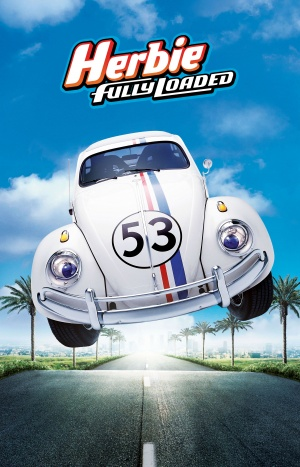 Herbie Fully Loaded Poster