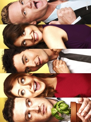 How I Met Your Mother 1200x1600