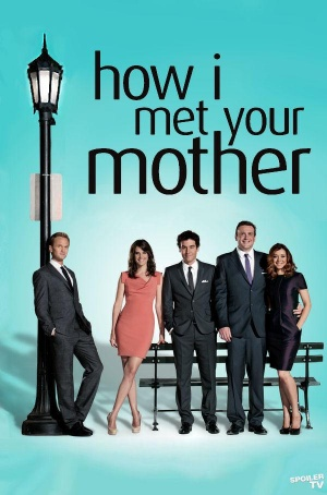 How I Met Your Mother 600x908