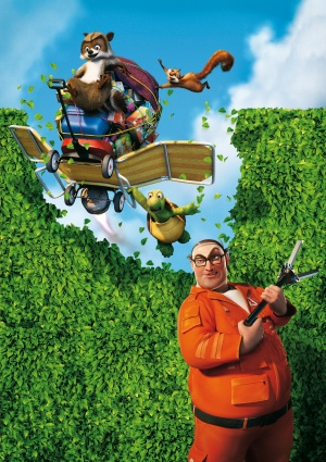 Over the Hedge 3531x5000