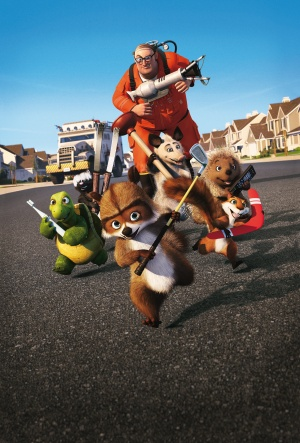 Over the Hedge 3385x5000
