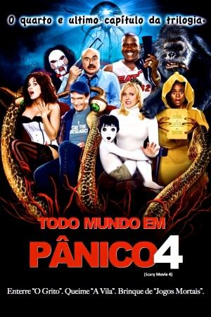 Scary Movie 4 667x1000