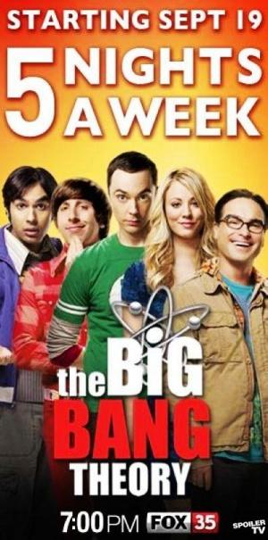 The Big Bang Theory 400x807