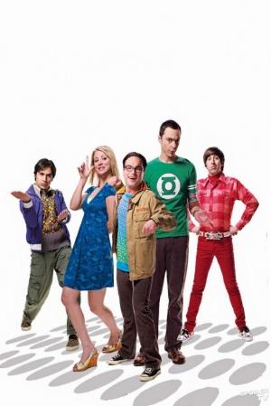 The Big Bang Theory 758x1134