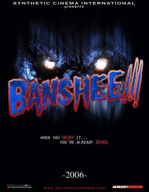 Banshee - Der Schrei der Bestie 600x776