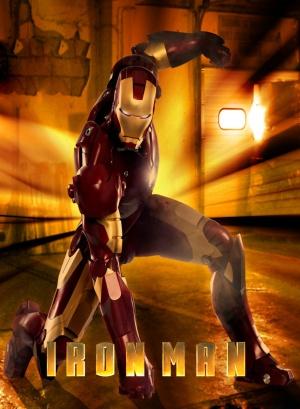 Iron Man 1833x2499