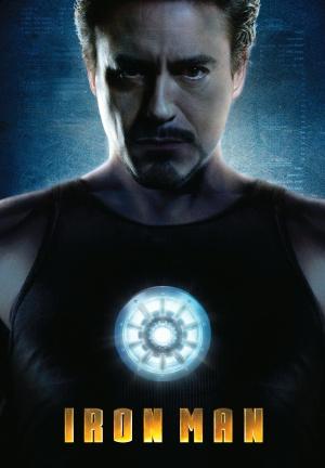 Iron Man 2083x3000