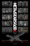 Metal Gear Solid 4 poster