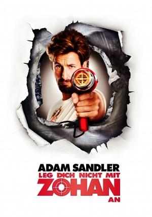 You Don't Mess with the Zohan 3505x5000