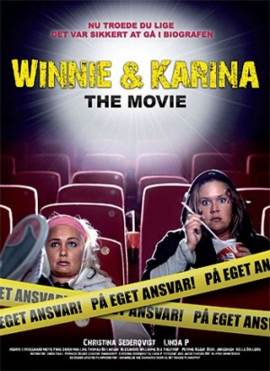 Winnie og Karina - The Movie Poster
