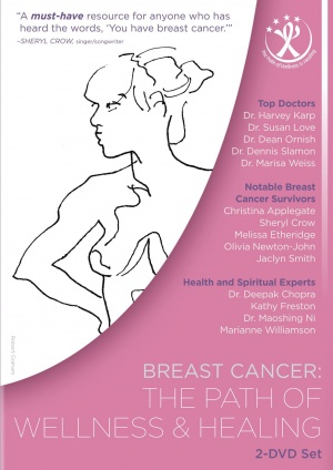 Breast Cancer: The Path of Wellness & Healing Cover