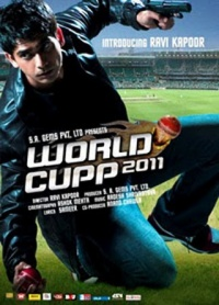 World Cupp 2011 poster