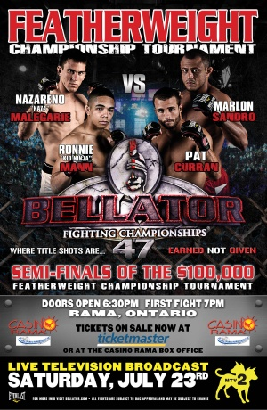 Bellator Fighting Championships 1200x1840