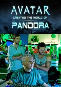 Avatar: Creating the World of Pandora poster