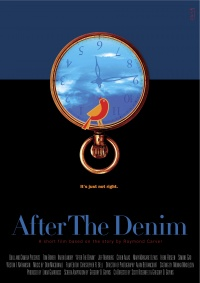 After the Denim poster