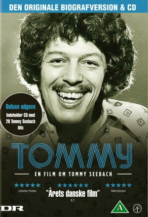 Tommy Dvd cover