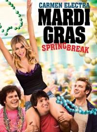 Mardi Gras: Spring Break poster