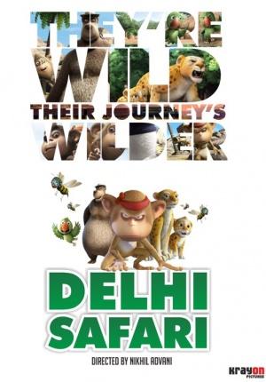 Delhi Safari 502x720