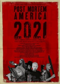 Post Mortem, America 2021 poster