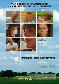 5 Time Champion poster