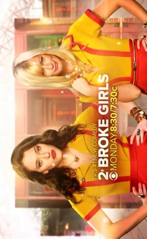 2 Broke Girls 800x1296