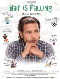 Hair is Falling: A Serious Comedy Film poster
