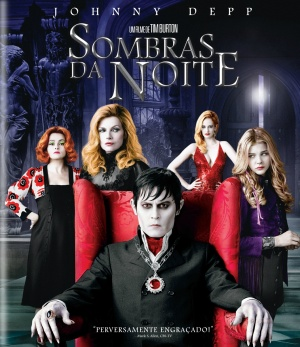 Dark Shadows Blu-ray cover