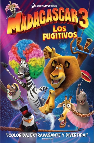 Madagascar 3: Europe's Most Wanted 908x1384