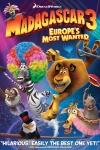 Madagascar 3: Europe's Most Wanted Cover