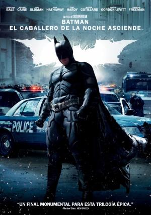 Batman: El caballero de la noche asciende 1053x1500